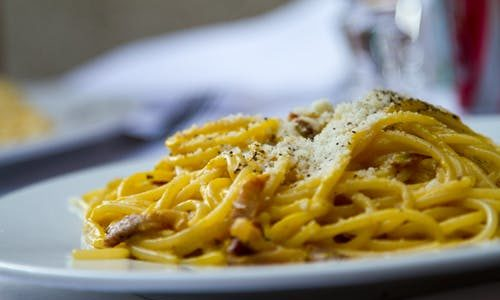 Klassieke Spaghetti Carbonara