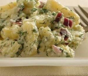 Aardappelsalade iets anders