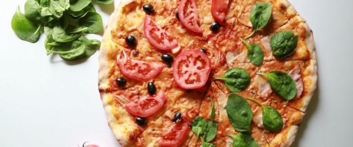Een heerlijke Pizza Margarita
